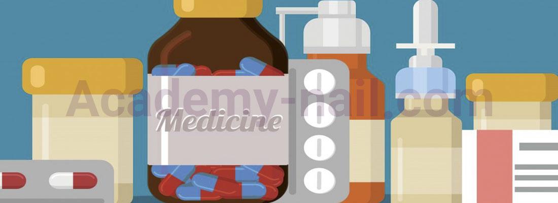 داروهای موضعی برای درمان قارچ ناخن | آموزش کاشت ناخن | نیل آکادمی