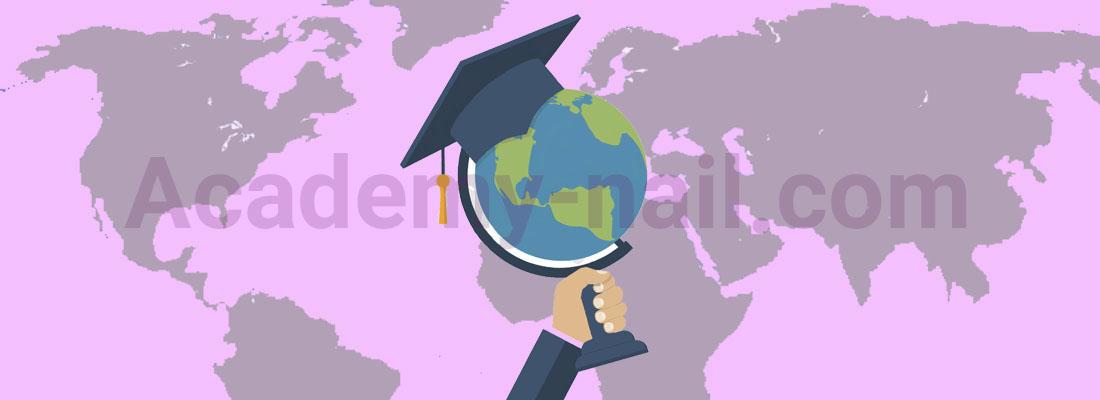 آموزش کاشت ناخن با مدرک بین المللی | نیل آکادمی