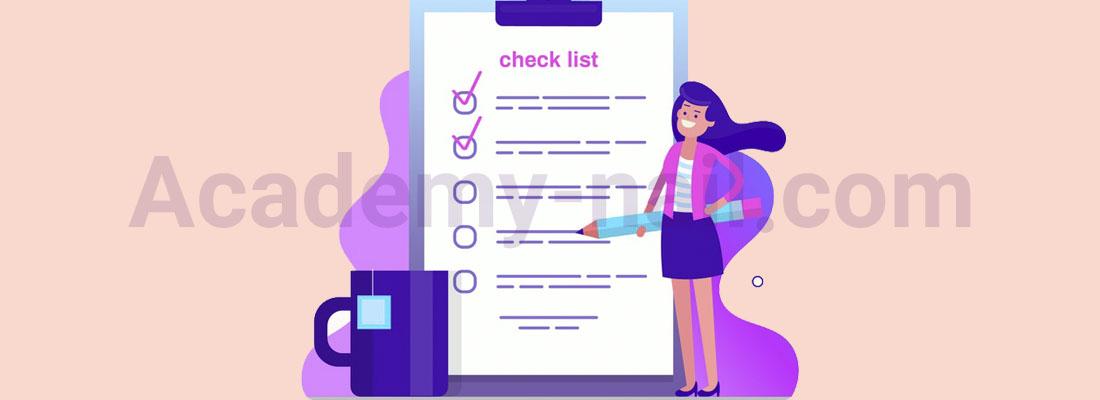 چک لیست لازم قبل از خرید از بورس لوازم کاشت ناخن | نیل آکادمی