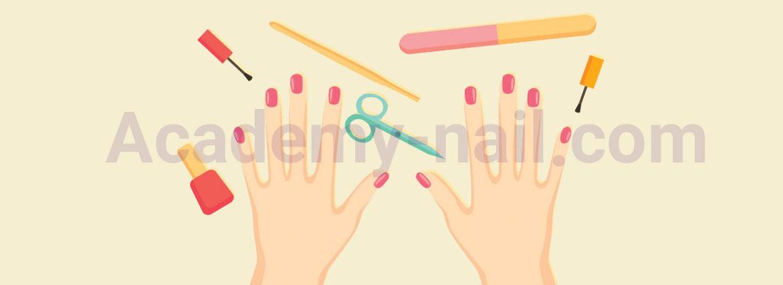 ابزار و مواد لازم در آموزش ژلیش ناخن | نیل آکادمی