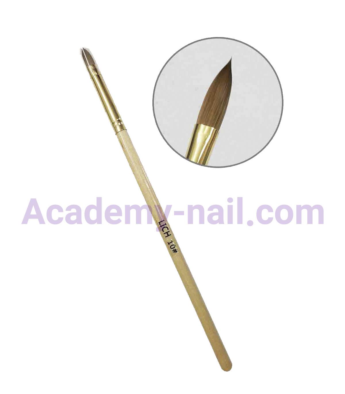 قلم کاشت ناخن اکرلیک - وسایل کاشت ناخن | نیل آکادمی